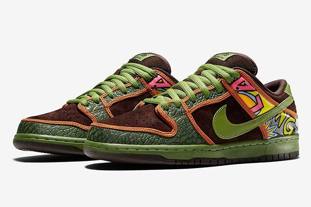 De La Soul Nike Sb Dunk Low 2