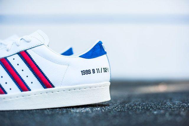 Adidas Consortium D Mop Superstar 80 1