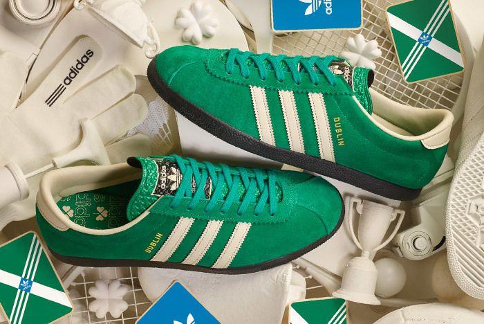 Adidas Dublin St Patricks Day Green 5
