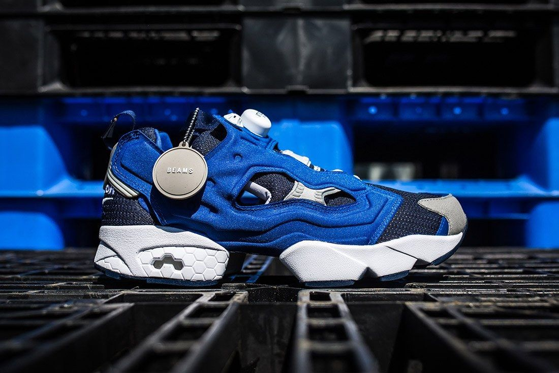 Beams Reebok Insta Pump Fury 2
