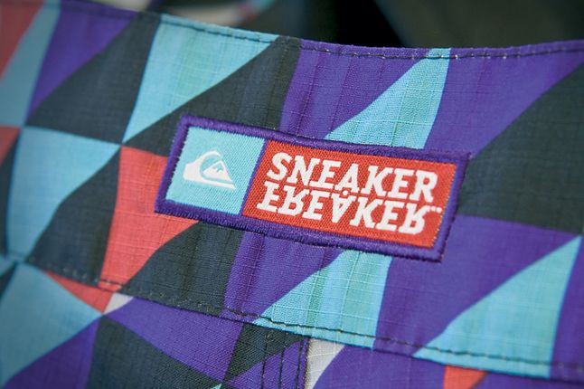 Flip Fliops Quicksilver Sneakerfreaker Label 1