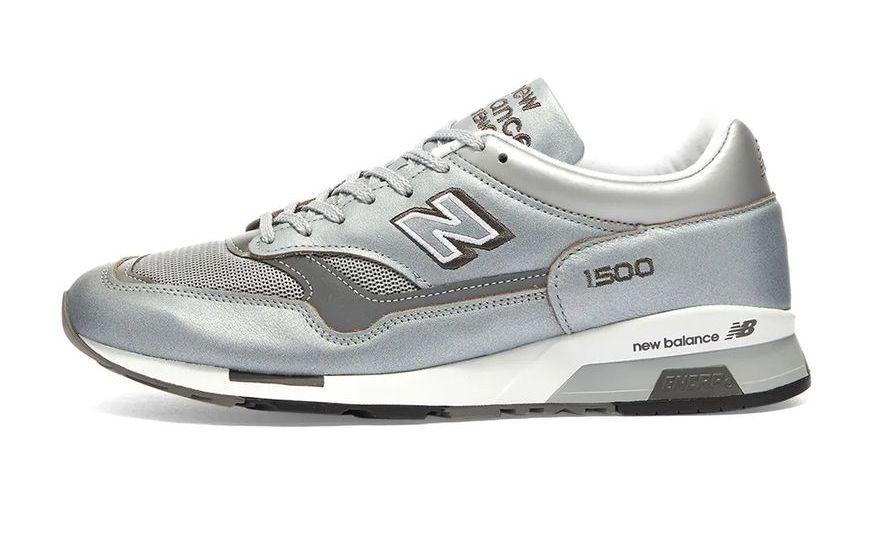 New Balance 1500 Metallic Silver Left