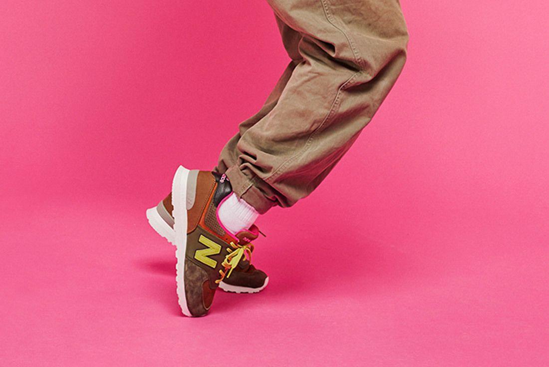 Sneakersnstuff New Balance 574 1
