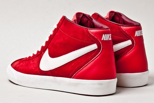 Nike Bruin Mid Red 3 1