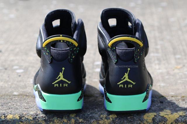 Air Jordan 6 Speckle 10
