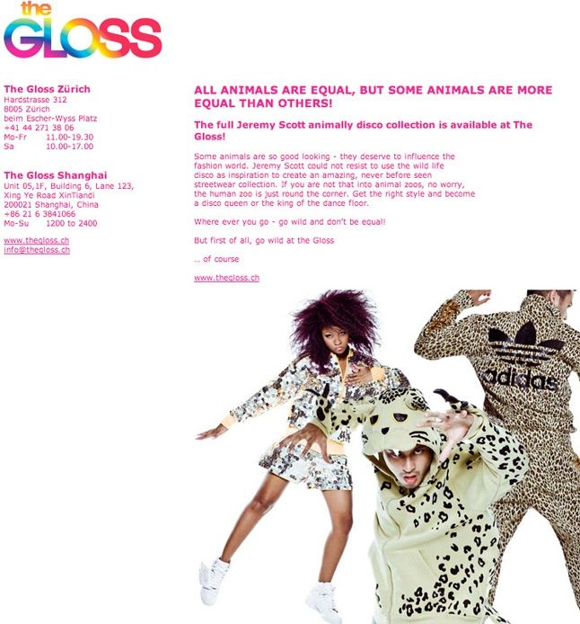 Jeremy Scott The Gloss 2