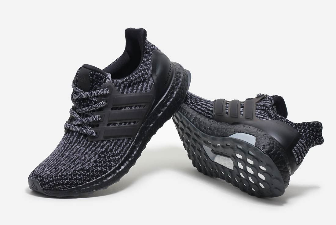 Adidas Ultra Boost 3 0 Core Black 4