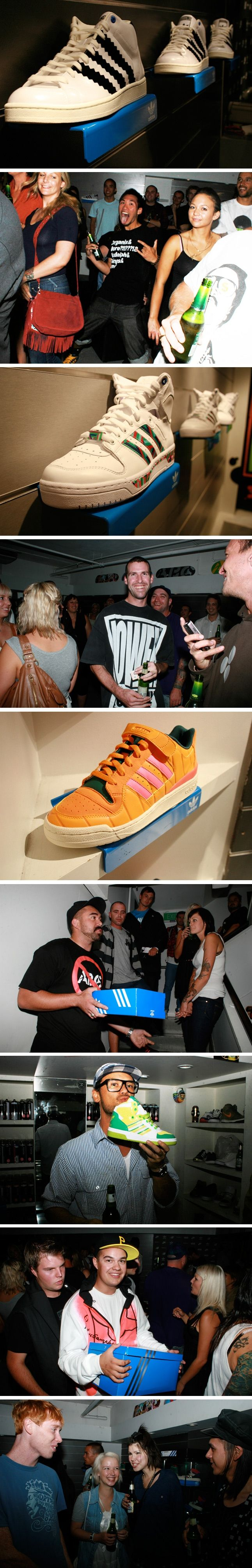 Loaded Adidas Launch Pics 1