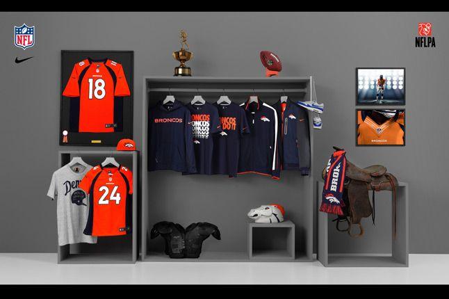 Nike Nfl Fanwear Denver Broncos 1