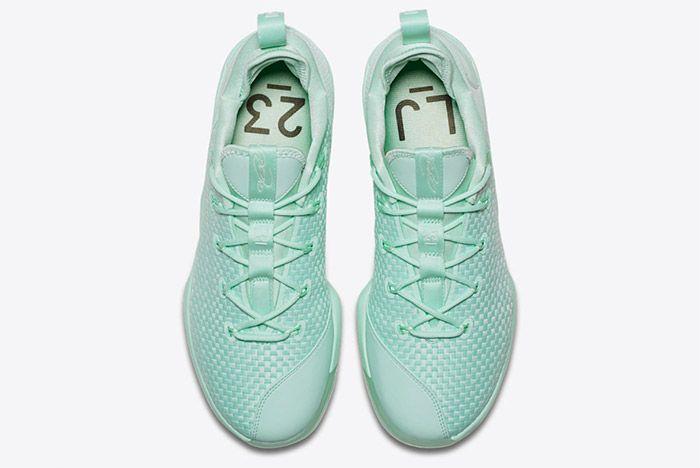 Nike Lebron14 Low Mint Foam 3