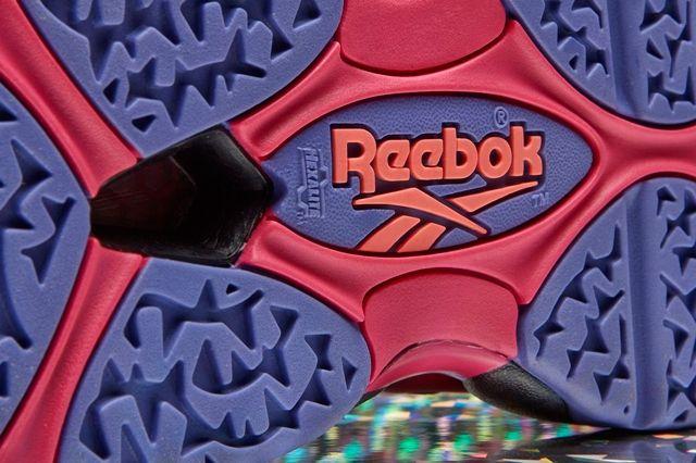 Reebok Iridescent Kamikaze 1 Outsole