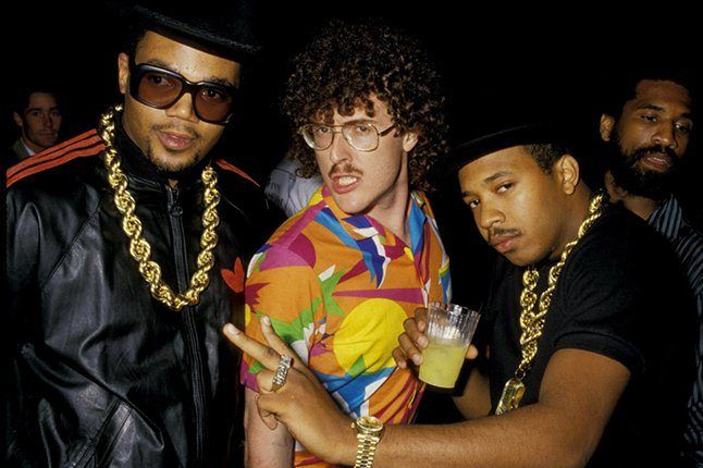 Run Dmc Weird Al Yankovic