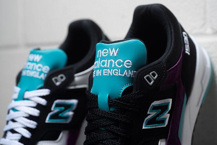 New Balance M1530Kpt Black Purple Release Date Tongue