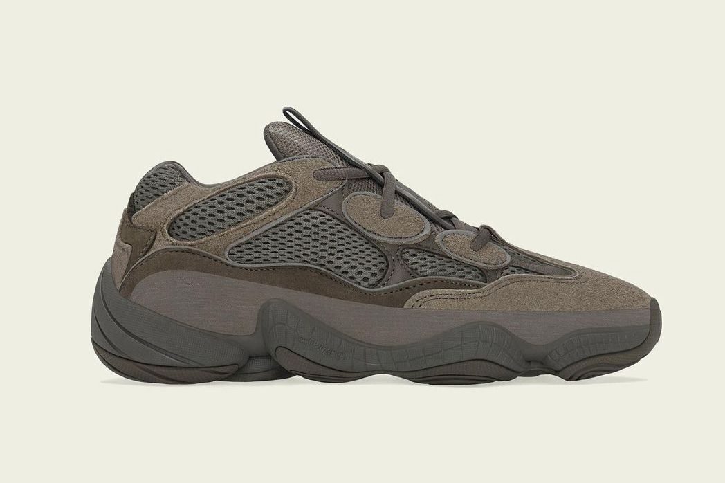 adidas Yeezy 500 'Brown Clay'