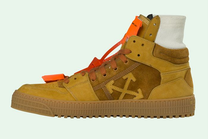 Off White Off Court Camel 3