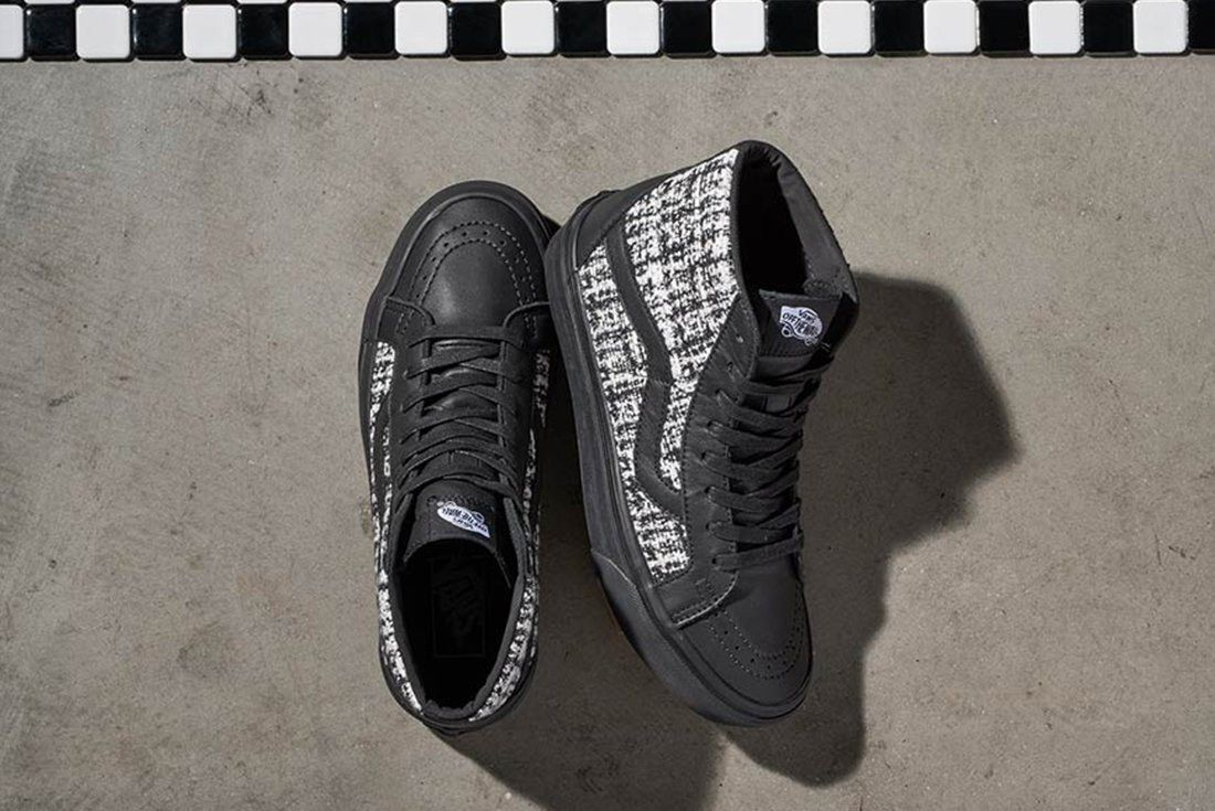 Karl Lagerfield X Vans Collection 5