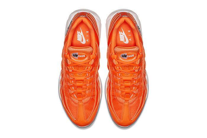 Nike Air Max 95 Just Do It Orange 2