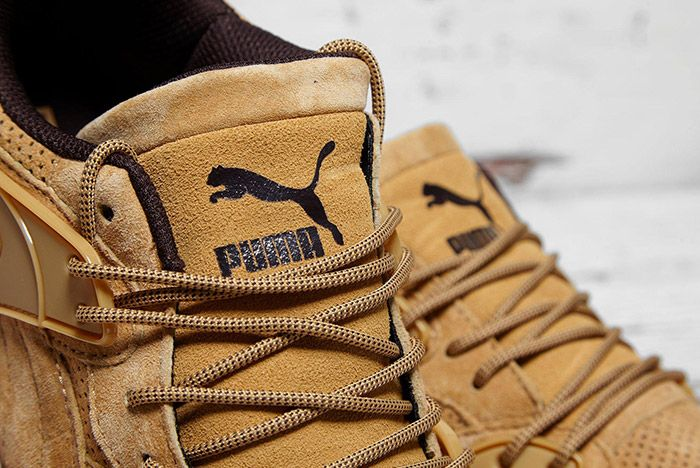 Puma Blaze Of Glory Winterised Tan Brown 4