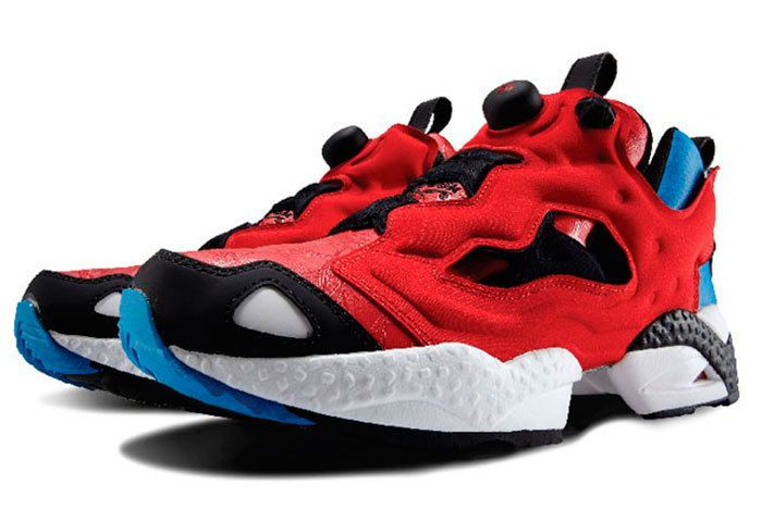 Reebok Marvel Sneaker Freaker 7
