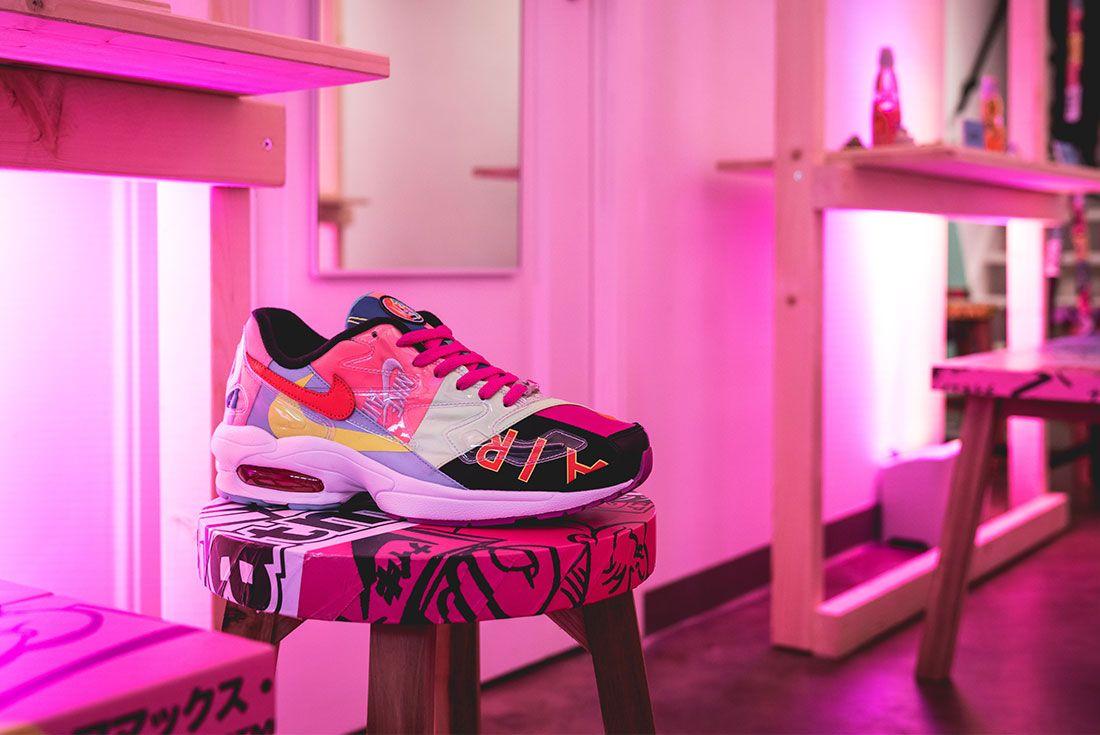 Nike Air Max2 Light Atmos Event Solebox Amsterdam21