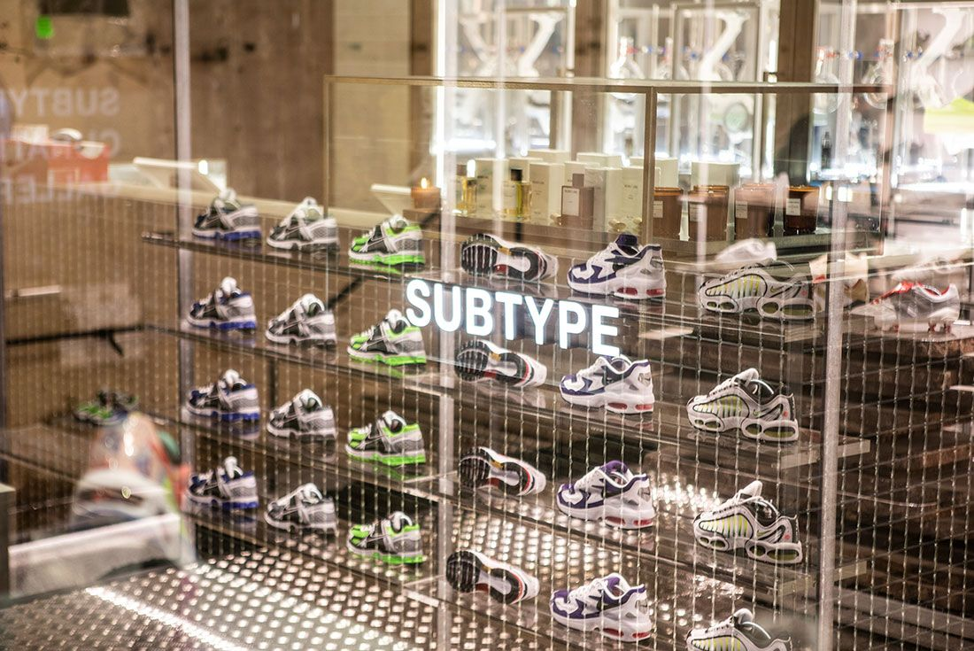 Subtype Opening Melbourne 458