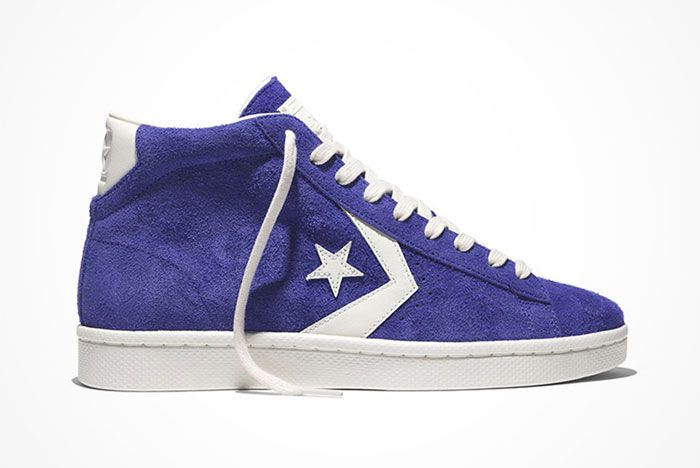 Converse Pro Leather 76 Vintage Suede Pack A