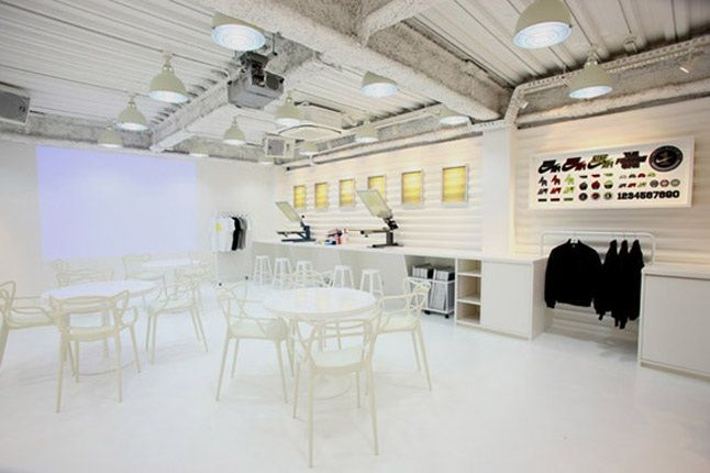 Nike Air Force 1 Xxx Anniversary The Pivot Point Pop Up Shop Tokyo Room 1