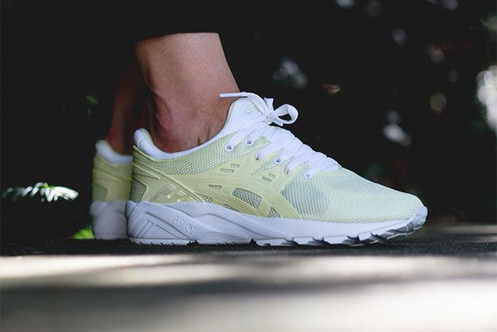 Asics Gel Kayano Evo Tender Yellow 1