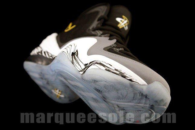Nike Penny Sneaker Ice Sole 1