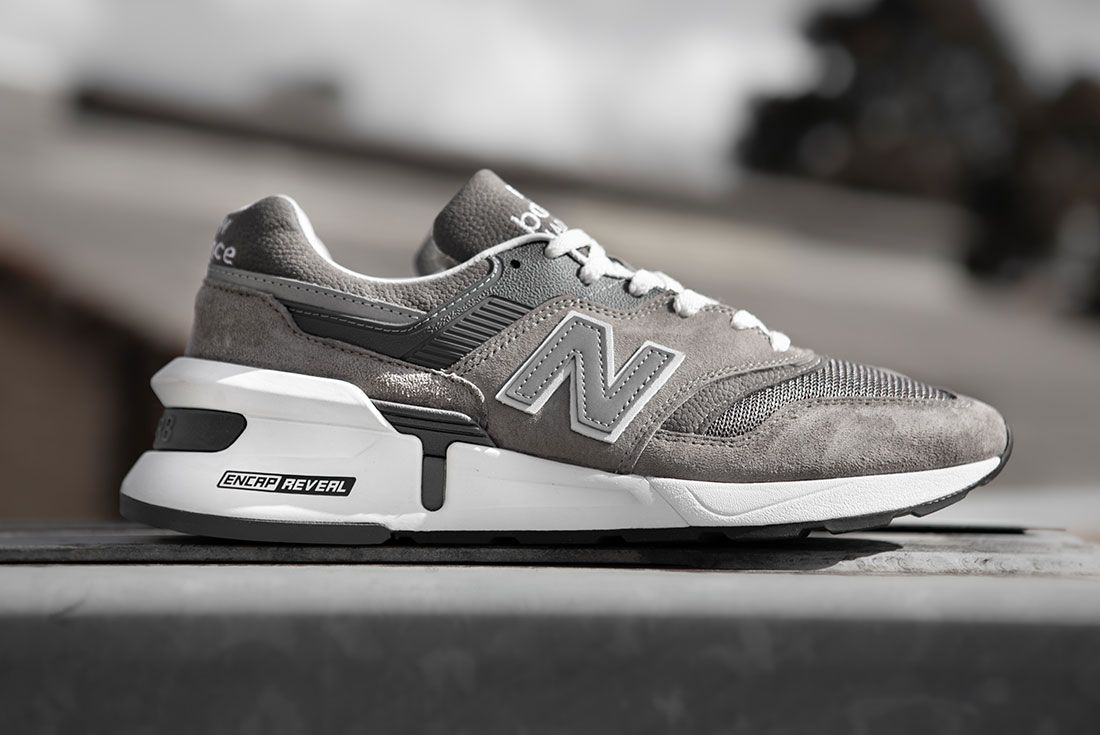 New Balance Grey Day Made 997 997S Sneaker Freaker 26