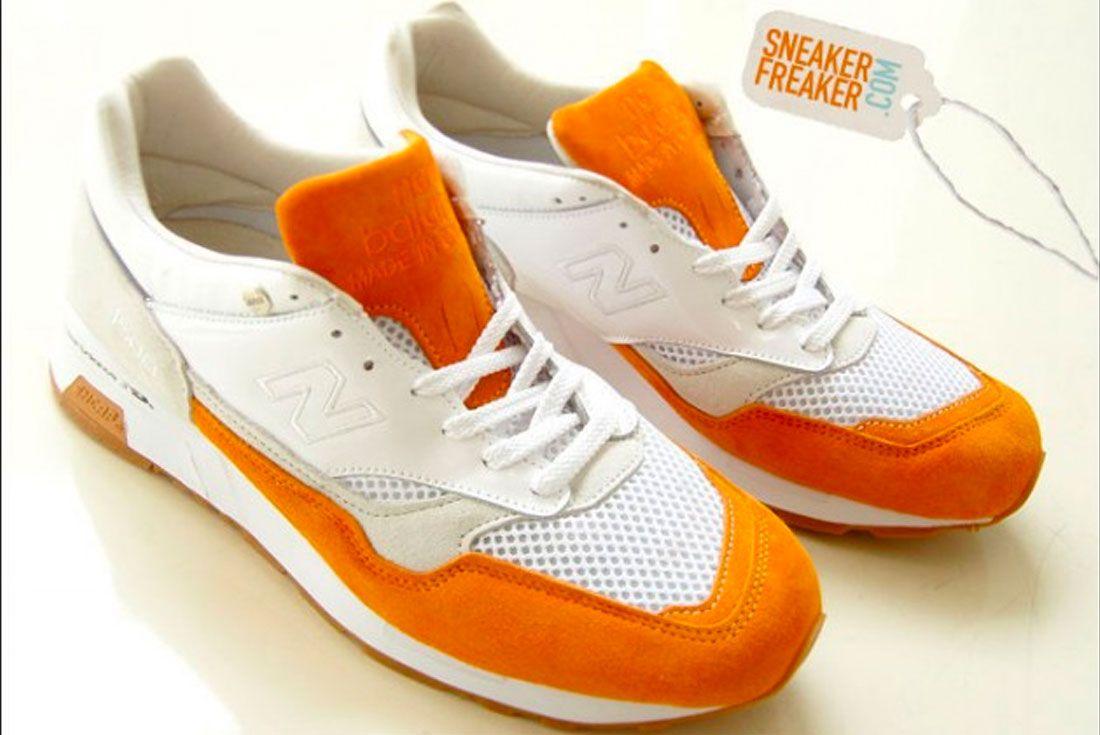 Solebox New Balance 1500 Orange Toothpaste M1500BOR