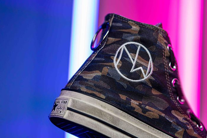 Undercover Converse Chuck 70 New Warriors Camo Release Date Hero Lateral