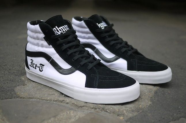 Ice T Vans Syndicate Rhyme Syndicate Pack 4