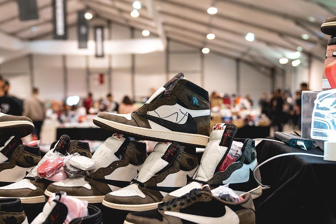 Sneakerness Paris Travis Scott Air Jordan 1