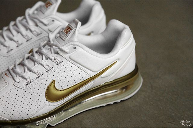 Nike Air Max 2013 Ext Leather Qs Metallic Gold 3