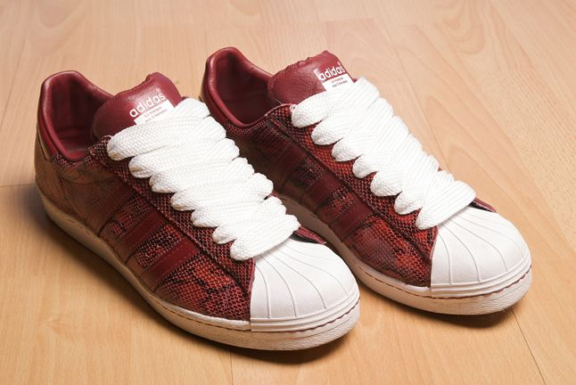 Dean Morris Adidas Superstar 3 1