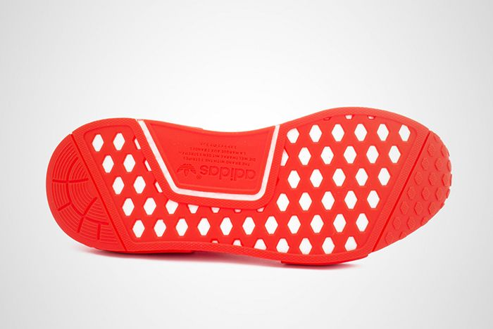 Adidas Nmd R1 Color Boost – Solar Red13