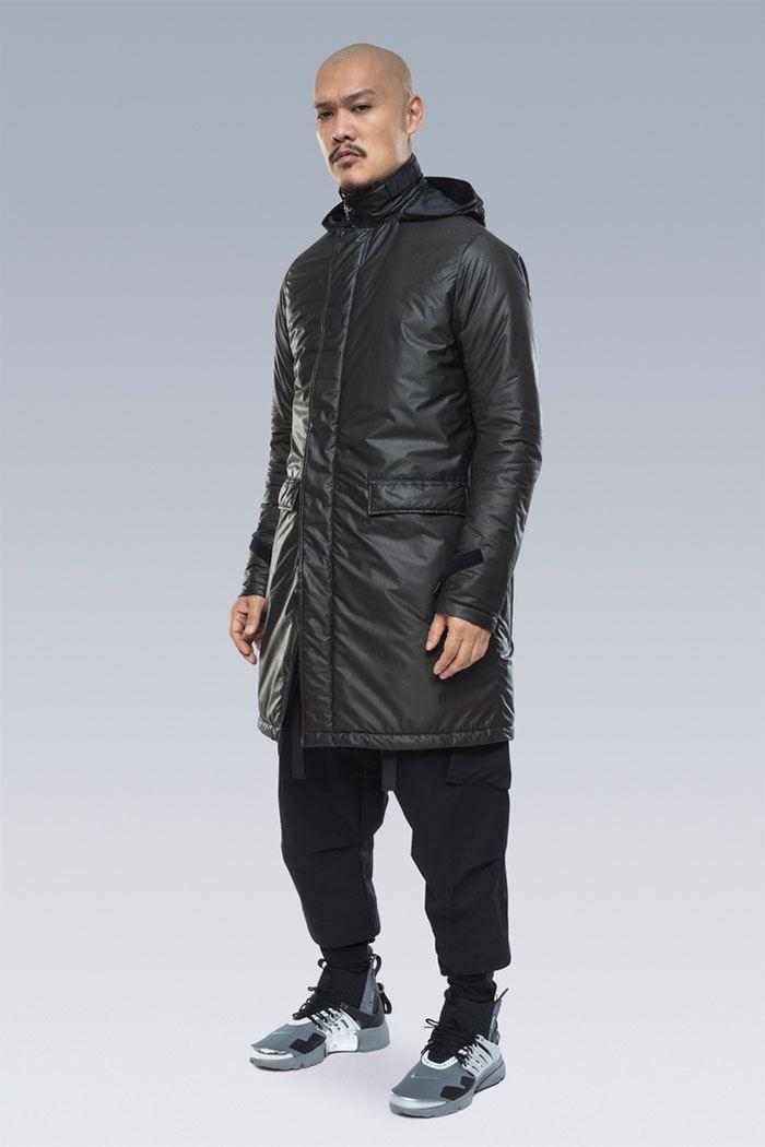 Acronym Nike Air Presto Grey Silver Black 4
