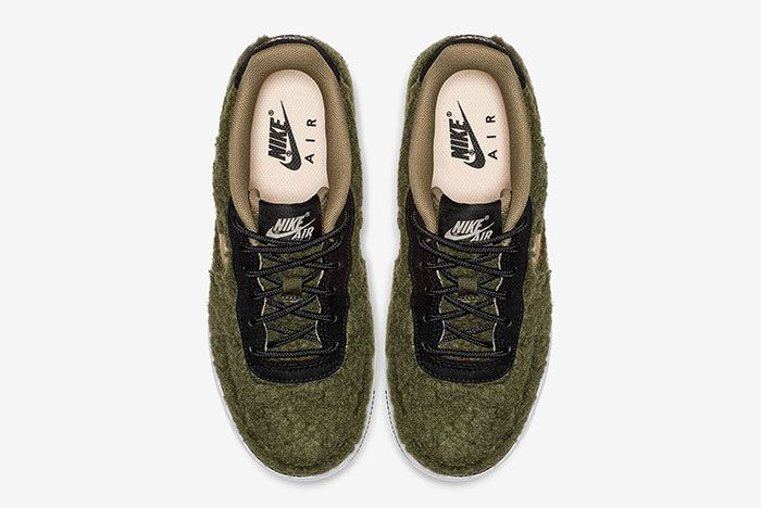 Nike Air Force 1 Low Shearling Av6673 300 3