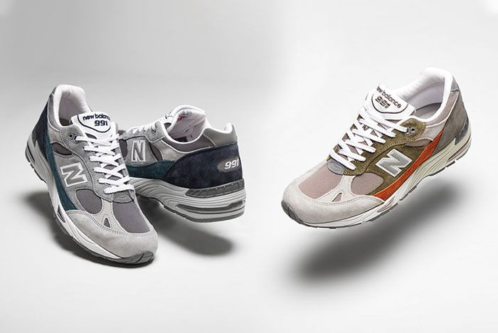 New Balance 991 Seasonal Colourways Aphrodite Hero3
