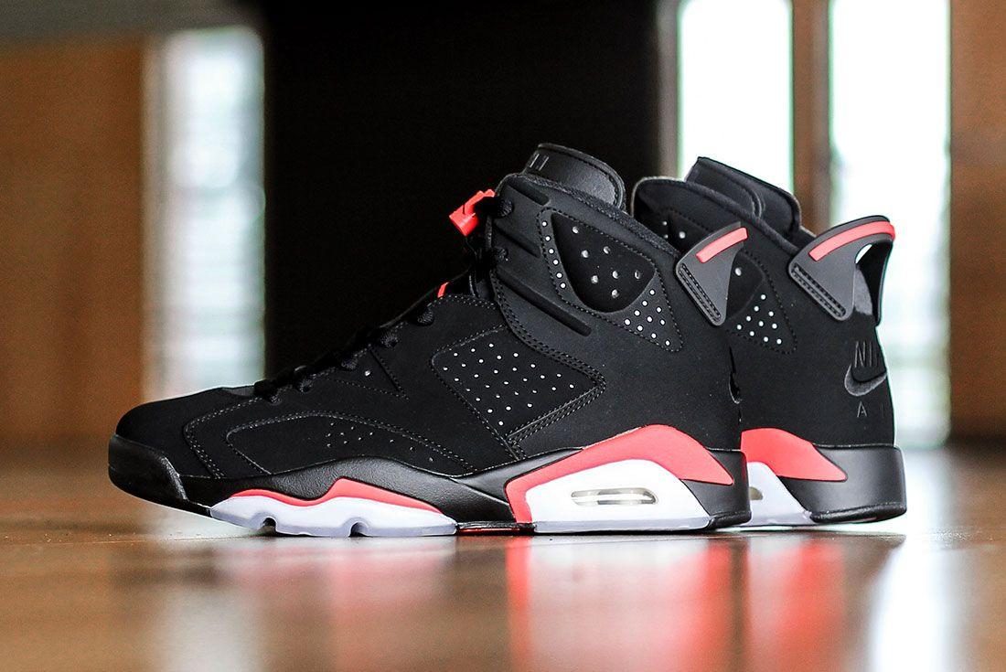 Air Jordan 6 Infrared Release 1