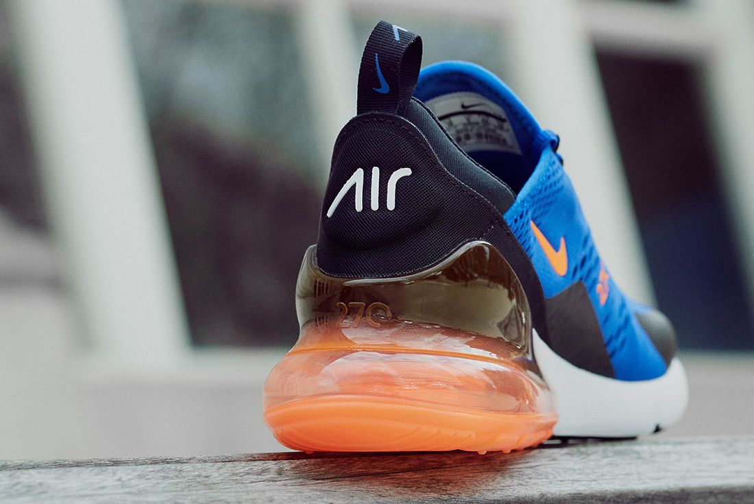 Nike Air Max 270 Knicks 1