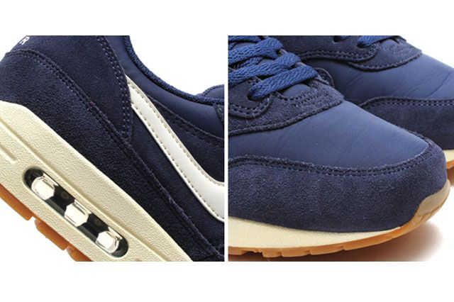 Air Max 1 Essential Nvy Detail2