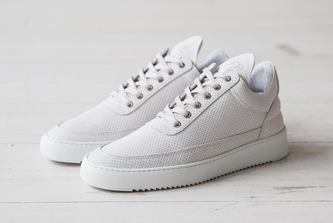 Filling Pieces Low Top White 1