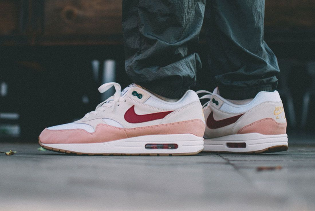 travesura Aniquilar Es  Up-Close Look: Mark Lopez x Nike Air Max 1 for Cultivator x Nike By… -  Sneaker Freaker