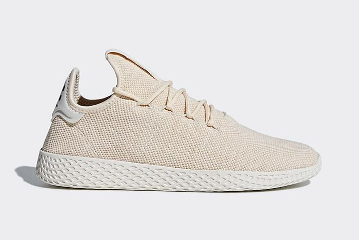 Pharrell Tennis Hu Linen Sneaker Freaker 7