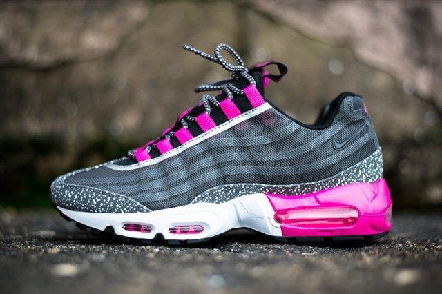 Nike Air Max 95 Prm Tape Pink Foil 8