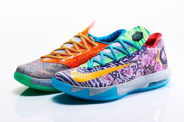 Nike What The Kd Vi Thumb