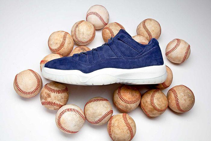 Jordan 11 Low Jeter Re2Pect Release Date Info 4 Sneaker Freaker