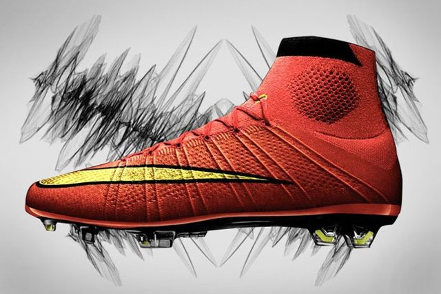 Timeline Nike Mercurial Boots 1
